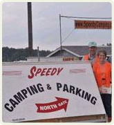 Speedy Camping & Parking Campground Layout